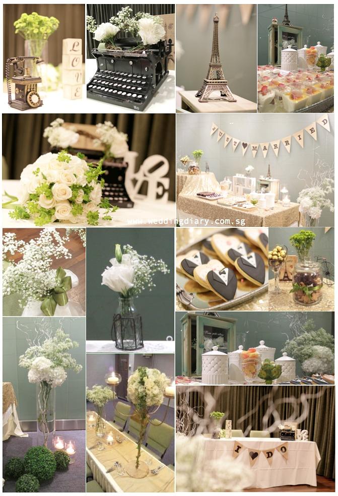 Wedding Reception Decorations Sg Wedding Reception Table Decoration