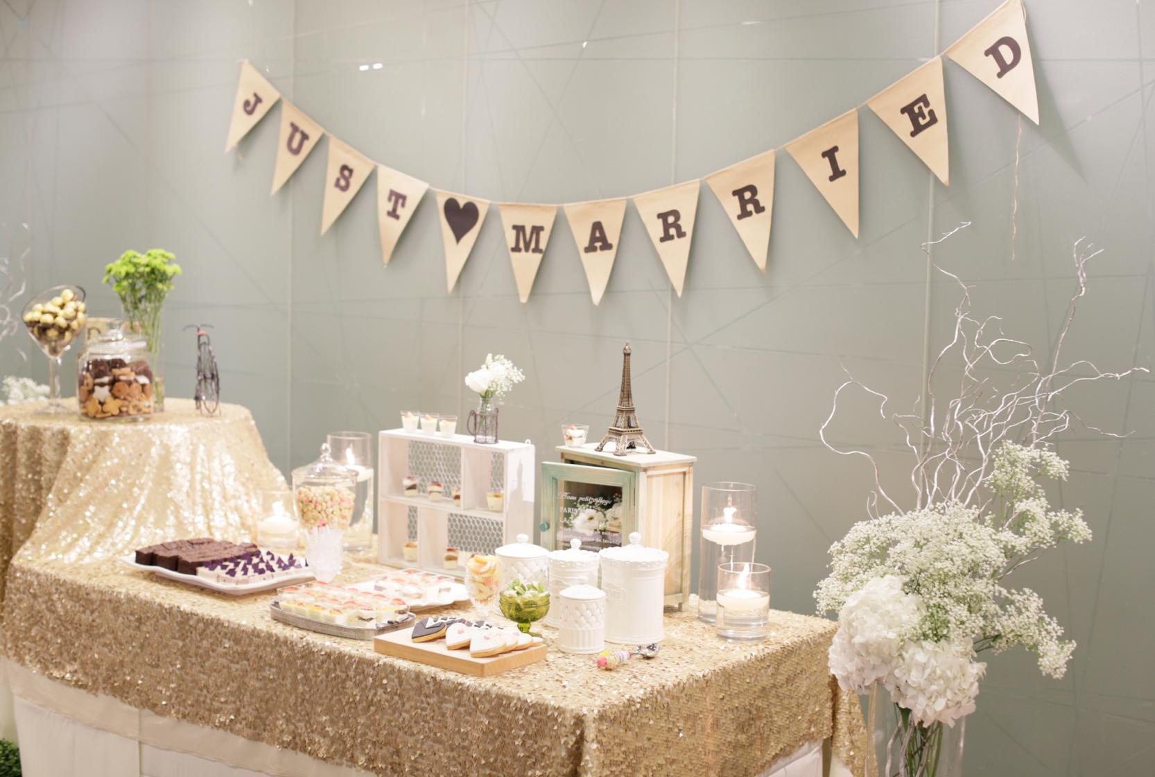 Wedding Gift For Bride Singapore : Nala + Ida} Elegant Green Wedding!!